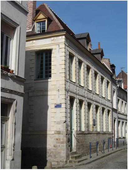 Arras_Robespierre_House