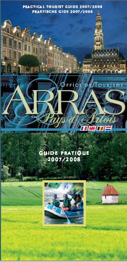 Arras Tourist Guide 2007-2008