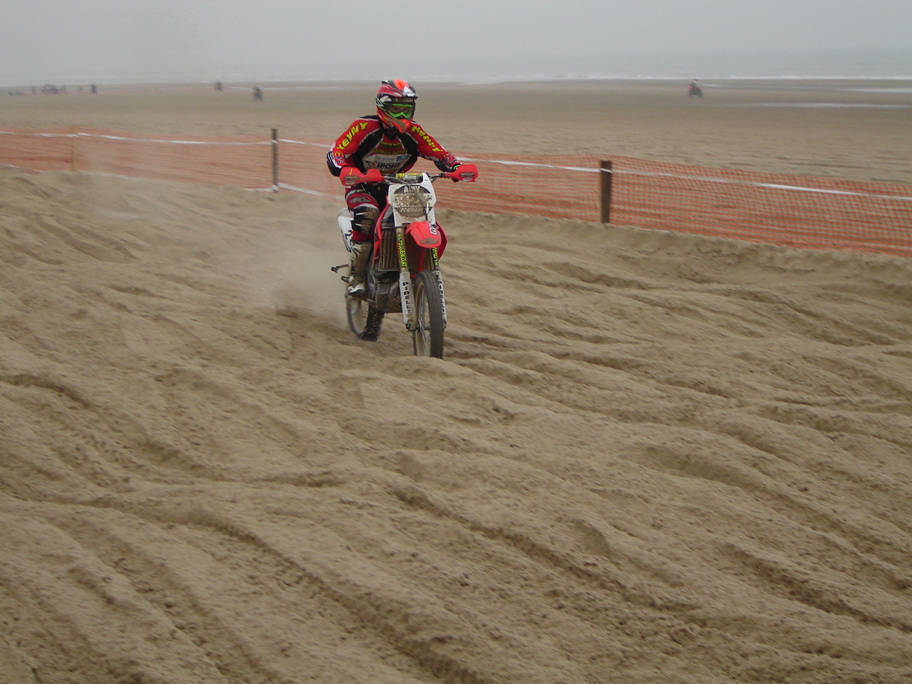 Enduropale in Le Touquet (northern France)