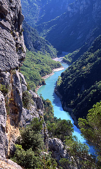 France vacations - Gorges du Verdon