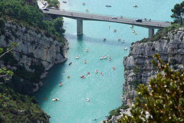 France vacations - Gorges du Verdon (Part II)