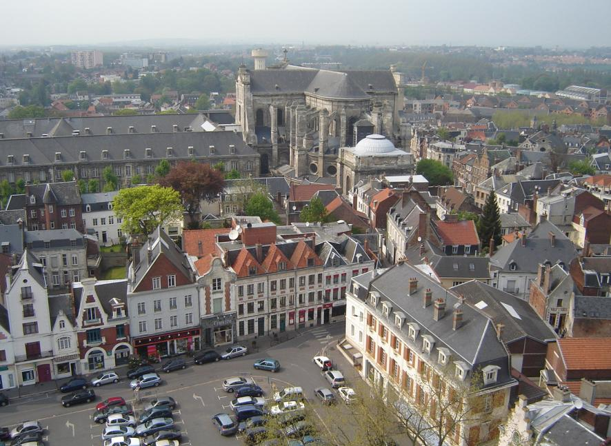 Arras France Tourism Guide » North France