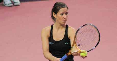 Camille Pin French tennis player