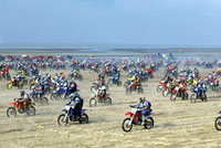 Enduropale at Le Touquet