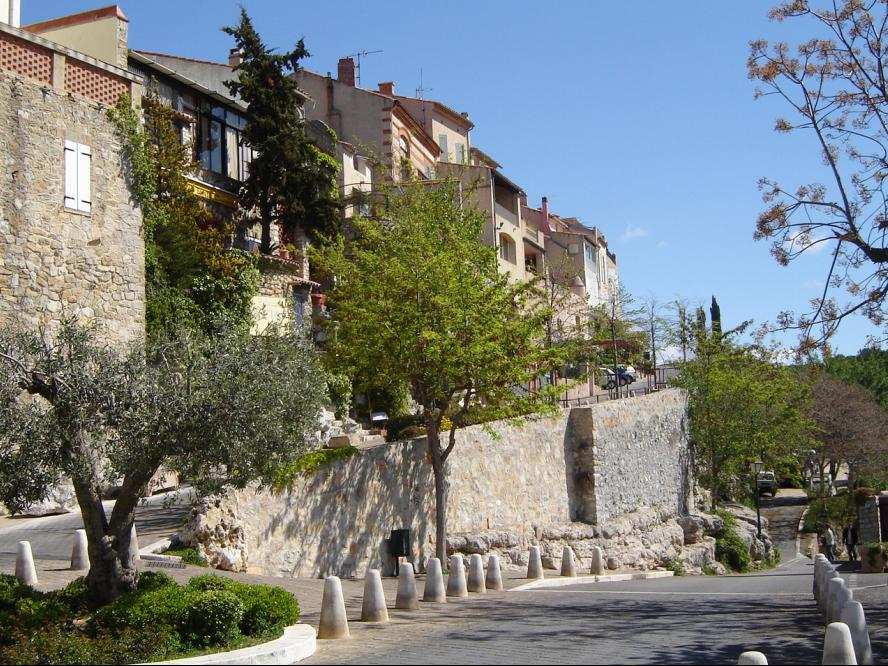 Le Castellet (Var department) France