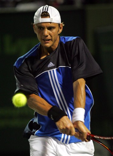 Paul-Henri-Mathieu French tennis player