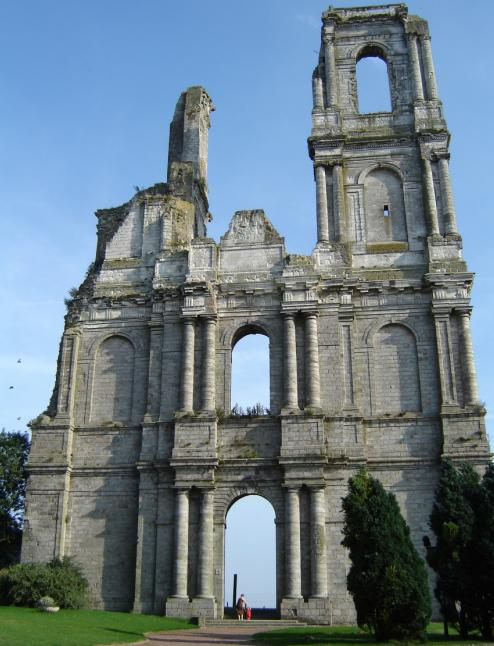 Mont-Saint-Eloi Abbey