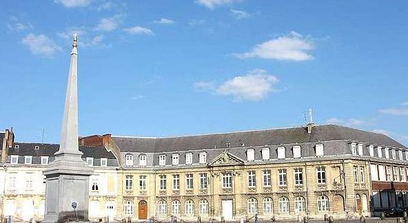 Victor Hugo Square