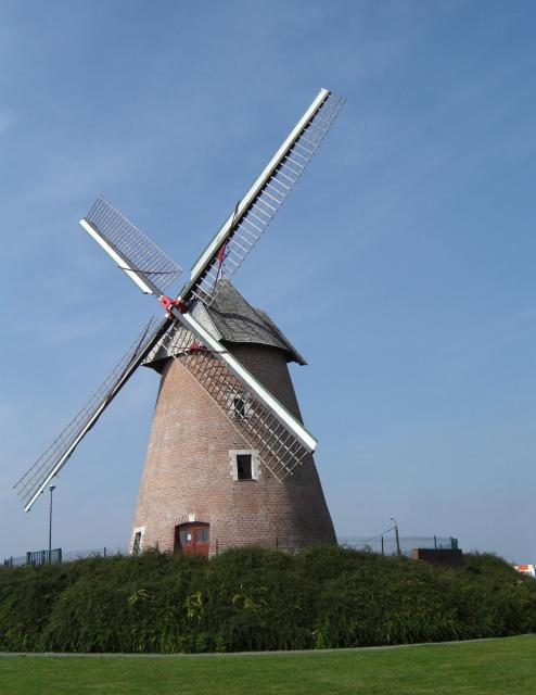 The windmill of Achicourt