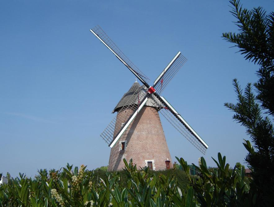 Achicourt's windmill