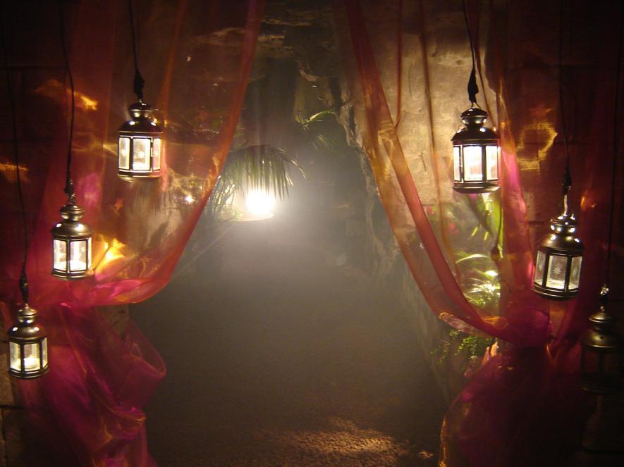 Arras underground tunnels