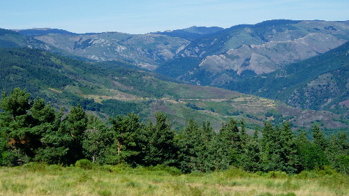 Cévennes National Park France