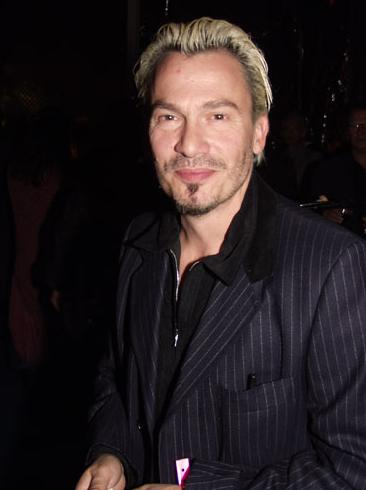 Florent Pagny French singer