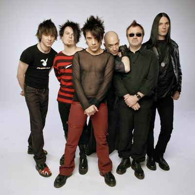 Indochine French music band
