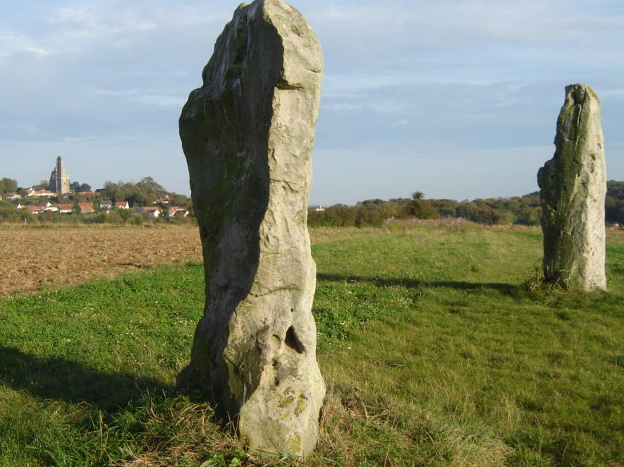 Menhirs of Acq