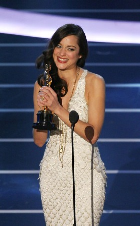 Marion Cotillard famous French actress