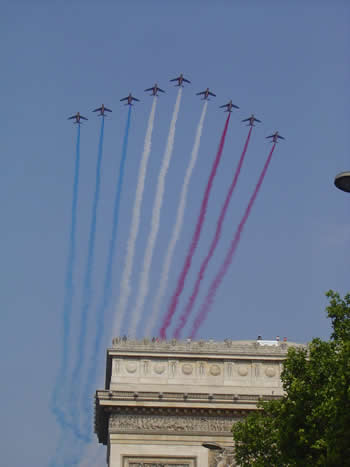 Bastille Day - July 14th