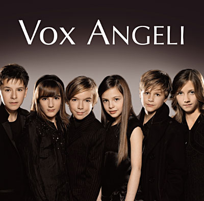 Vox Angeli French music band
