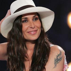 Zazie famous French singer