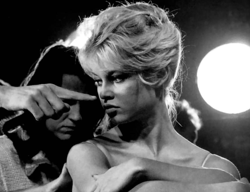 Brigitte Bardot famous French actress and supermodel