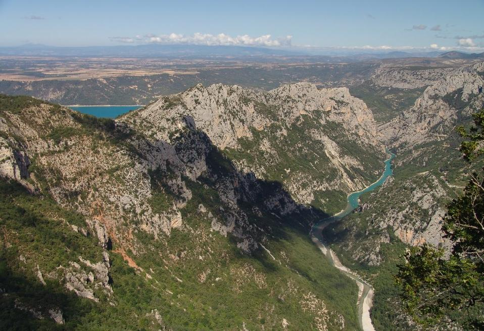 Verdon Canyon, France
