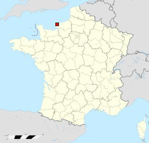 Arras France Tourism Guide » Étretat in Upper Normandy