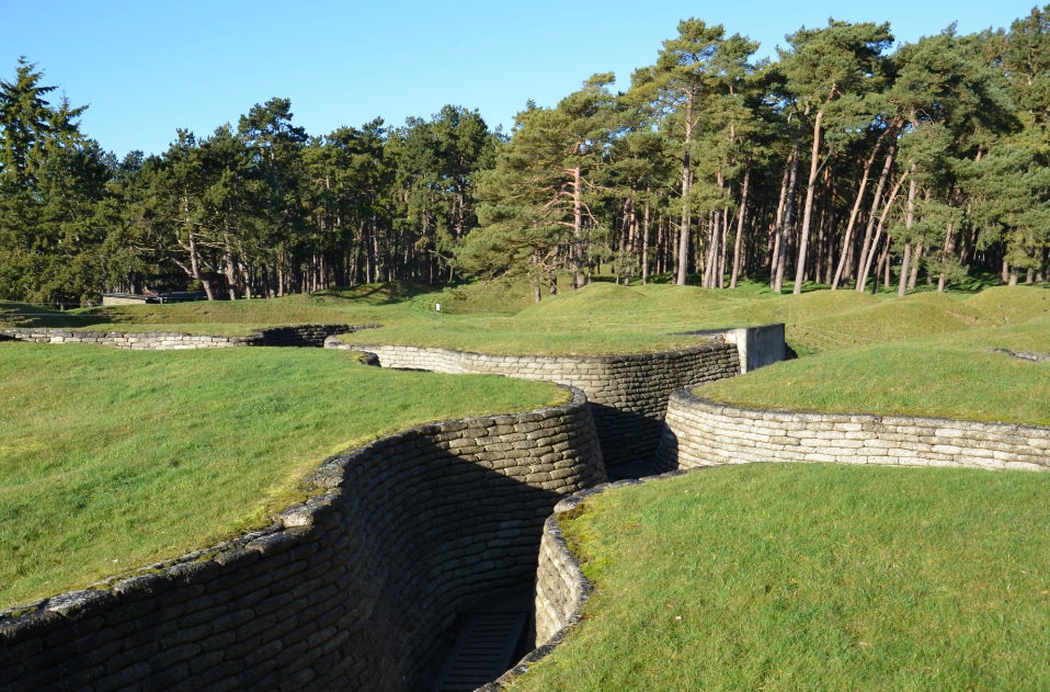 The_trenches_of_Vimy