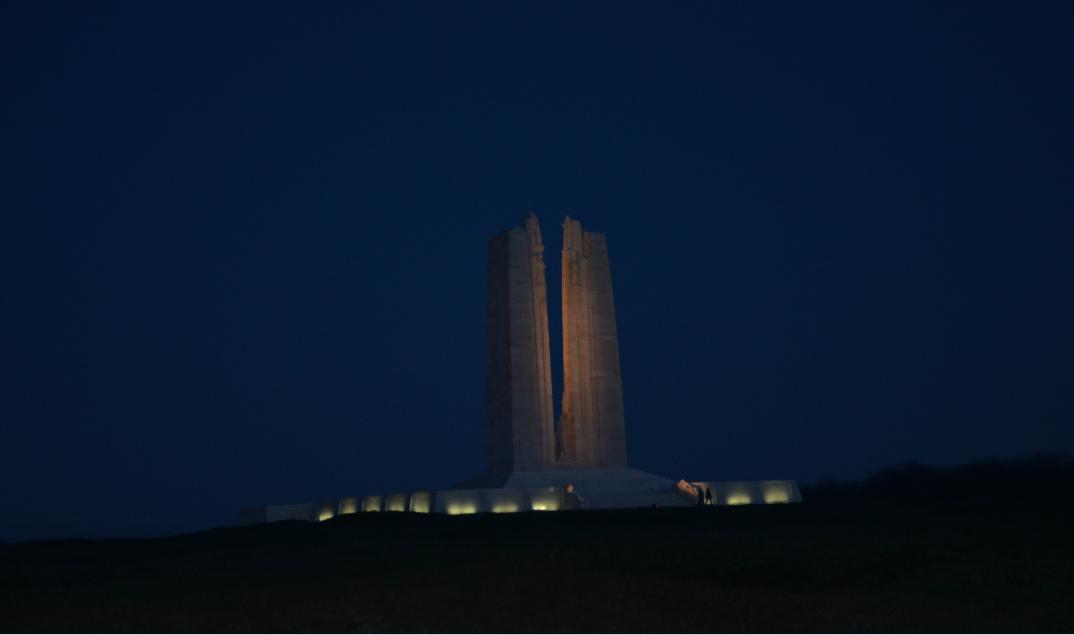 Vimy_Memorial_December