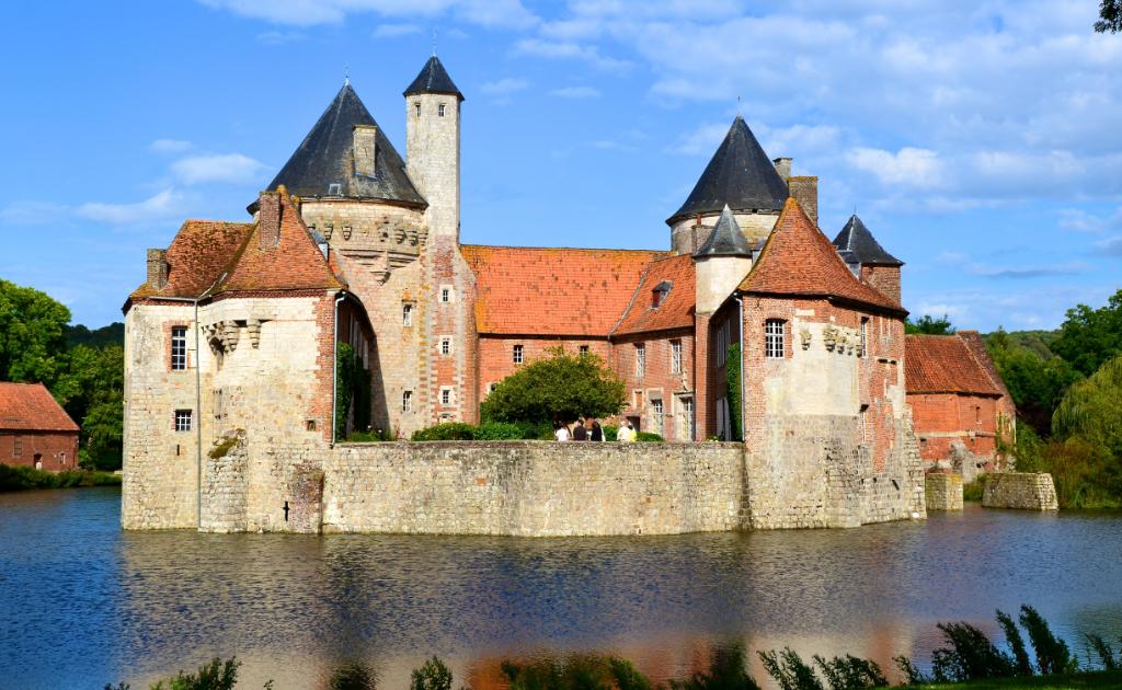 Olhain_castle