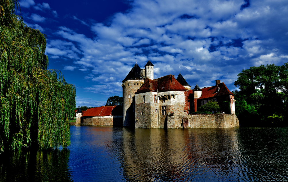 Olhain_castle_France