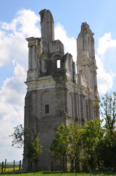 Mont_St_Eloi_abbaye